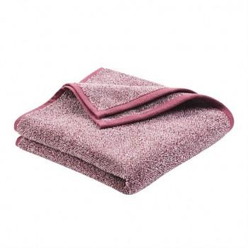 BARCELONA ručník ze 100% biobavlny (50 x 100 cm) - fialová žíhaná