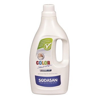 Bio hypoalergenní tekutý prací prostředek na barevné prádlo - 1,5 l