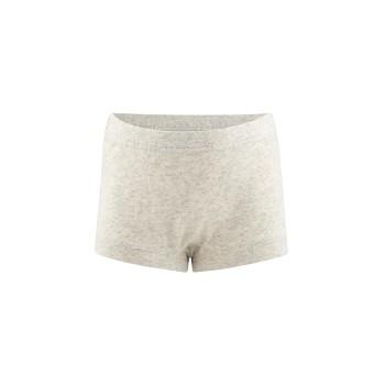 GIRAFFE  dívčí kalhotky (panty) ze 100% biobavlny - přírodní melange