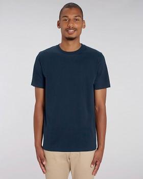 STANLEY SPARKER pánské tričko s krátkým rukávem ze 100% biobavlny - tmavě modrá french navy