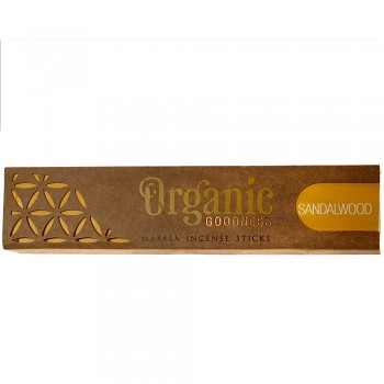 Organic Goodness vonné tyčinky - santalové dřevo