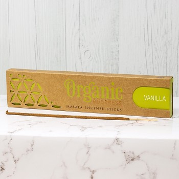 Organic Goodness vonné tyčinky - vanilla