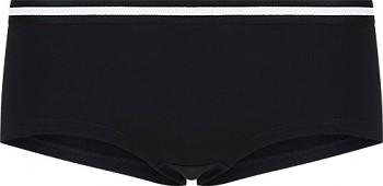Comazo Earth Dámské sportovní kalhotky panty z biobavlny - černá