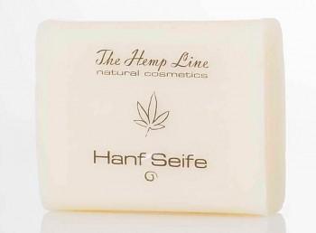 Konopné rostlinné tuhé mýdlo - 100 g