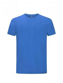 CC Pánské tričko ze 100% biobavlny - modrá bright