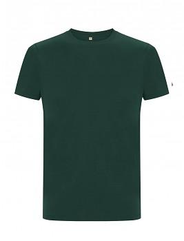CC Pánské tričko ze 100% biobavlny - zelená bottle
