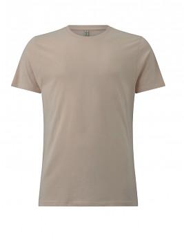 SALVAGE Unisex tričko z recyklované biobavlny a PET - růžová misty