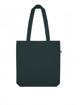 Nákupní taška SALVAGE TOTE z recyklované biobavlny a PET - zelená bottle