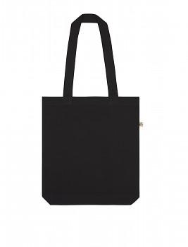 Nákupní taška SALVAGE TOTE z recyklované biobavlny a PET - černá