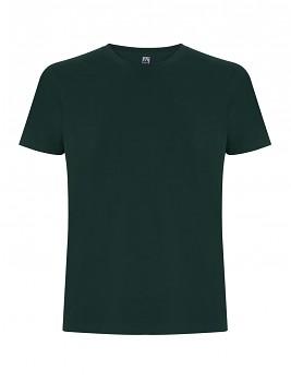 FS pánské/unisex tričko ze 100% fairtrade biobavlny - zelená bottle