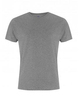 FS pánské/unisex tričko ze 100% fairtrade biobavlny - šedá melange