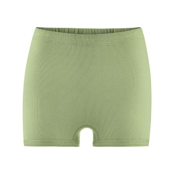 SEA dámské kalhotky (shorty) ze 100%  biobavlny - zelená pistachio