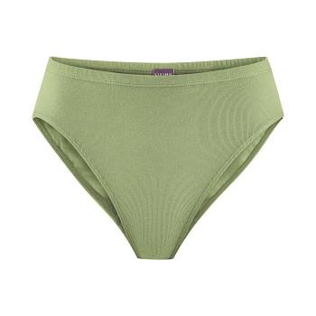 TANJA dámské kalhotky (briefs) ze 100%  biobavlny - zelená pistachio