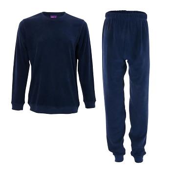 BJÖRN pánské pyžamo ze 100% biobavlny - tmavě modrá navy