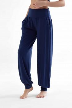 TRUENORTH W´S dámské kalhoty na jógu z tencelu - navy