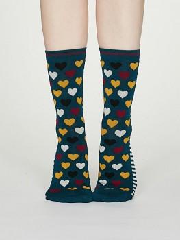 EILEEN  dámské ponožky z bambusu a biobavlny