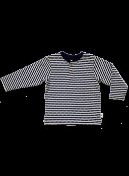 LANG dětské tričko ze 100% biobavlny - šedá