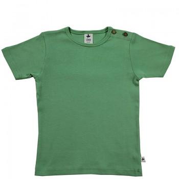 KURZ dětské tričko ze 100% biobavlny -  mátová