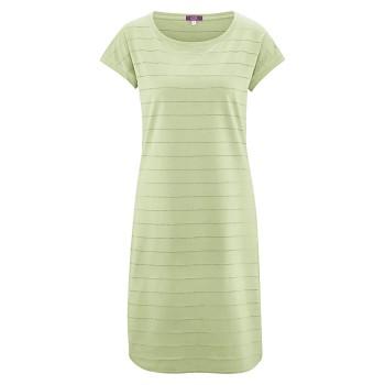 ISADORA Dámská noční košile se 100% biobavlny - zelená milky green