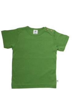 KURZ dětské tričko ze 100% biobavlny - lesní zelená
