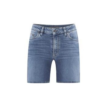 KIRSTEN dámské džínové šortky z biobavlny