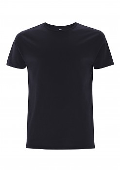 Pánské tričko ze 100% biobavlny - tmavě modrá navy