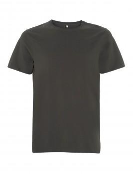 CC Pánské tričko ze 100% biobavlny - šedá deep