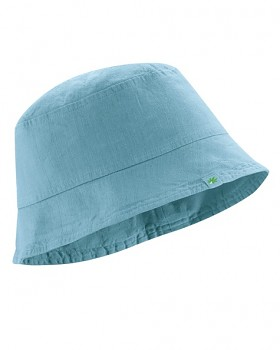 FISCHERHUT klobouk z konopí a biobavlny - modrá wave
