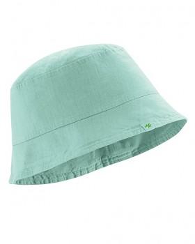 FISCHERHUT klobouk z konopí a biobavlny - světle modrá sage
