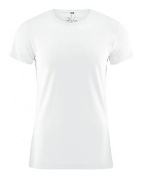 OTTO pánské tričko z biobavlny a konopí - bílá
