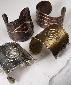 ATHEN kovaný náramek