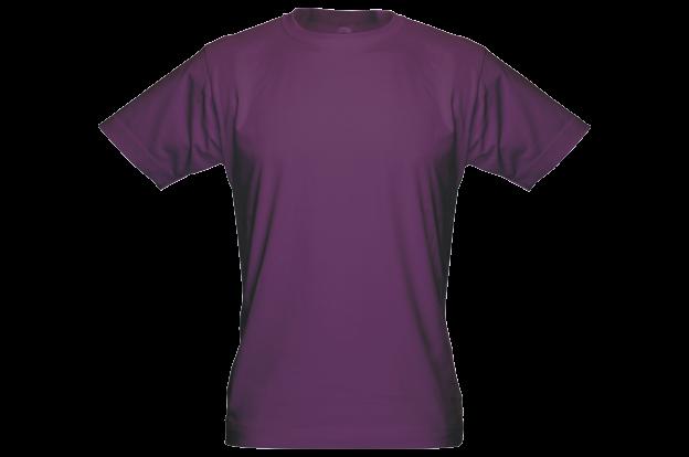 39e8d45660 Pánské bambusové tričko fialové 30denni garance vraceni zbozi logo ...